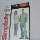 Simplicity 7052 It's so easy size A xz-xL scrubs misses mens No. 86
