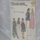Butterick 6228 Size 8 Bust 31 1/2 Evening Dress Shawl 146