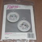 Masks Counted Cross Stitch Kit Mime Masks Unopened  No. 28
