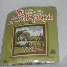 Jiffy Needlepoint Garden Gazebo Barbara Jennings 6 1/2 x 6 1/2  No. 160