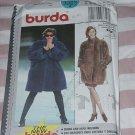 Burda 3323 Short Coat  No. 201