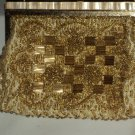 Gold Beaded evening bag evening purse Hong Kong No. 171