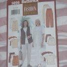 Butterick 5056 Vest Shorts T-shirt Pants XS-S-M No. 174
