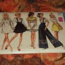 Original Uncut Simplicity Pattern 8208 Size 12 Bust 34 Mini Dress or Blouse Mini Skirt Pants No. 174