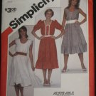 Simplicity 5841 Pullover dress Sleeve Variations Size R 14 16 18 uncut  No. 165