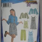 Simplicity Sewing Hannah Montana Dress Pattern 3515  size AA 8-16 no. 178