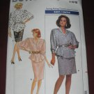 Butterick Sewing Pattern 5890 Womens size 8-10-12 Top Skirt No. 178