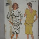 Butterick Sewing Pattern 3874 Misses' Top Skirt Sizes 8-12 No. 178