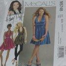 Hilary Duff McCalls Sewing Dress Pattern M5748  No. 185