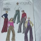 Vogue V8131 Vogue Basic Design FW 18-20-22 Petite Pants No. 185