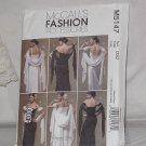 McCall's Fashion Accessories M 5147 Size OSZ No. 187