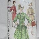 Simplicity 4002 Pattern dress one piece missing-sleeve-v 3 Size 42 Bust 44 No. 187