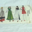 Apron Vogue Pattern Uncut 9050 Size Medium Vintage No. 31