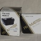 FTM 5000 Module for Canon No. 2624 Promaster Optical Filter 50MM  No. 191