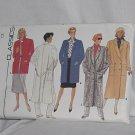 3422 Butterick Misses' Coat sewing Pattern Size 12 Uncut No. 191