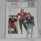 Burda 4910 Couture Blouse skirt Pants Size 8-18 No. 192