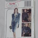 Burda 4959 Couture Skirt Jacket Blouse Size 10-20  No. 192
