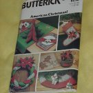 4012 Butterick American Christmas  Uncut No. 192
