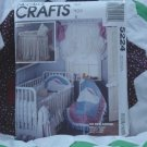 McCalls 5224 Crafts Decorate Babies Room No. 201