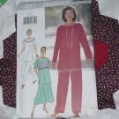 4011 Butterick Top Skirt Pants Size 8-10-12  No. 201