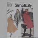 7451 Simplicity Lined Coat 3 lengths Carol Horn New Directions PT-XL  No. 201