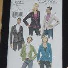 Vogue 8124 Basic Design Misses Jacket 6-8-10  No. 206