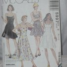 McCalls 5997 Slip Dress Size B 8,10,12  No. 206