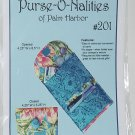 201 purse Patterns Purse-O-Nalities of Palm Harbor No. 212
