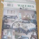 Butterick 5860 Dust Ruffle Bed Caddy Duvet Cover Window Treatment Pillow Shams No. 208