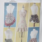 6567 Butterick One size vintage aprons No. 212