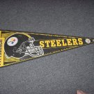 NFL Pittsburgh Steelers Football Pennant Wincraft Edition 11
