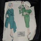 Vogue 165 Couturier Design Dress Jacket Size 12 Bust 32 No. 216