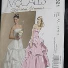 McCalls 5321 Bridal Elegance Size AA 6-8-10-12 No. 216