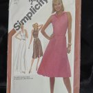 Simplicity 9959 Pullover Dress Size 12  No. 216