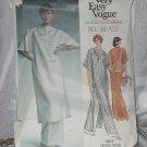 Vogue 1457 Very Easy Vogue American Designer Original Bill Blass Evening Tunic top Pants   No. 216