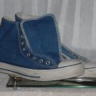 Converse Chuck Taylor Tennis Shoes High Top All Star Mens 7 Womens 9 Basketball Shoes No. 216