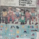 VTG Vogue Sewing Pattern 1844 Toddler Transfer Togs Jumper Jumpsuit Blouse Sz 4 No. 217