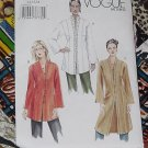 Vogue V7854 Tunic Size 14, 16,18 No. 225