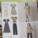 Simplicity Easy to Use 2615  Sewing Pattern Size AA 10, 12, 14, 16, 18  No. 225