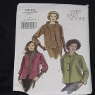 Vogue 8123 Very Easy Vogue Misses Jacket Size FF 16-22 No. 225