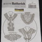 4698 Butterick Unlined Jackets Size 8-10-12-14  No. 225