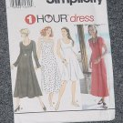 9103 Simplicity Dress Size NN 10, 12, 14, 16 Sleeve Variations Stretch Knits Only  No. 226