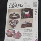 McCalls 6349 Crafts Fine feathered Friends  No. 226