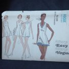 Tennis Dress Very Easy Very Vogue 8257 Vintage Shorts Vintage Size 8 Bust 31 1/2  No. 226