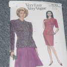 Very Easy Very Vogue 8193  Size 12, 14, 16 Top Skirt   No. 226