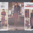 Vogue 1265 Career Wardrobe Jacket, Dress Top Skirt Pants Size 12 14 16   No. 227