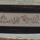 Cross Stitch Chart Lavender & Lace Victorian Designs No. 227