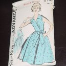 Advance Pattern Vintage 2710 pattern 1960s Wrap Around Dress Size 16 Bust 36 No. 247