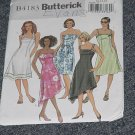 B4183 Butterick sewing pattern Summer Dress Size 12, 14, 16 Uncut  No. 250