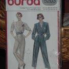 5203 Burda Jumpsuit One Piece Pants size 8-18  Dec